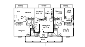 residential house plans norwood country fiveplex plan 007d 0092 house plans and more