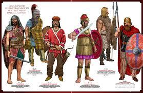 roman weapons and warfare
