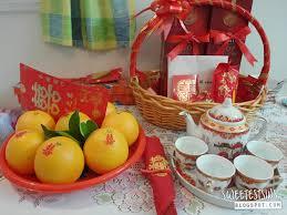 Chinese Wedding Betrothal Gift Exchange Guo Da Li 过大礼 And