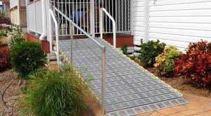 modular ramp system portable ramps roll a ramp
