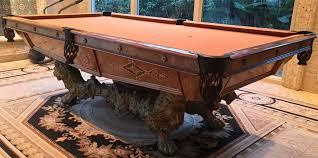 brunswick monarch pool table brunswick monarch pool table for sale in palm beach fl