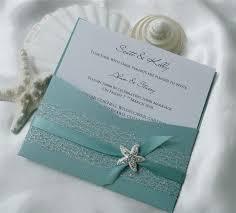 Making Wedding Invitations Beach Wedding Invitations Cloveranddot Com