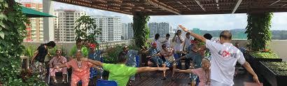 outdoor timber decking in singapore nam soon timber