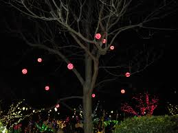 Outdoor Lighted Balls by Christmas Light Hanging Christmas Lights Decoration