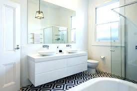 Mirrored Bathrooms Large Silver Framed Bathroom Mirrors Bathrooms Design White Frame