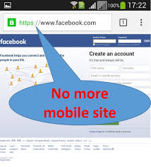 facebook login full desktop version how to access www facebook com full website on mobile techqy