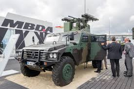 scout light show renault sherpa 2 light scout editorial photo image of mbda