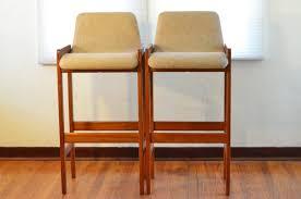 Vintage Vanity Chair Bar Stools Vintage Mid Century Bar Stools Vanity Chair With Back
