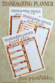 thanksgiving planner free printables sparkles of