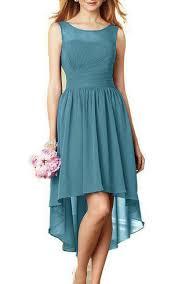 high low bridesmaid dresses hi lo dresses dressafford