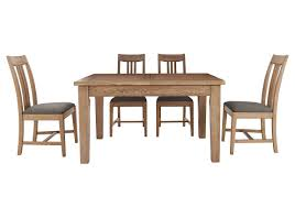 provence extending oak table u0026 4 chairs furnitureland