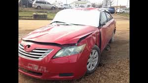 toyota foreign car 2008 toyota camry hybrid for parts only asap car parts youtube