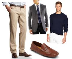 preppy clothes what to wear to an internship office clothes for women and men