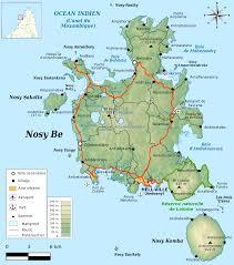 Kings Island Map Nosy Be Wikipedia