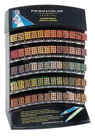 prismacolor pencils prismacolor premier colored pencil display assortment lead