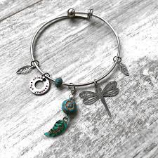 leaf charm bracelet images Trust your journey dragonfly leaf charm bracelet avamadison dance jpg