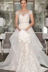 floral wedding dresses 18 floral wedding dresses for an exquisitely feminine bridal look