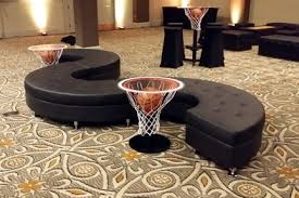 black lounge furniture rentals md dc va bar and bat mitzvah
