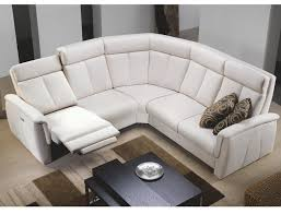 canape angle relax cuir canape d angle relax ref 21525 meubles husson