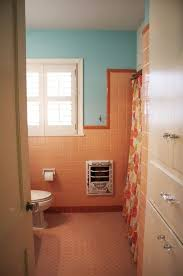 50 best vintage tile bathrooms images on pinterest retro