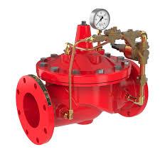 cla val pressure relief valves