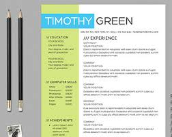 modest decoration creative resume templates microsoft word homey
