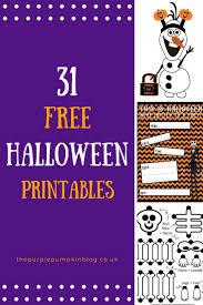 Halloween Printable Worksheets Free by Free Halloween Printables The Purple Pumpkin Blog