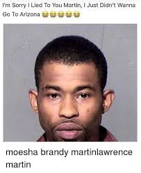 Martin Lawrence Meme - i m sorry l lied to you martin l just didn t wanna go to arizona