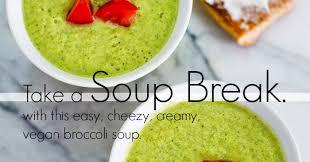 easy creazy broccoli soup