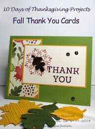 thank you thanksgiving thank you stamping imperfection