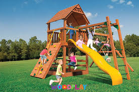 rainbow play systems gallery troy custom swing sets gallery troy