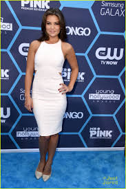 danielle campbell u0026 anna camp style it up at young hollywood