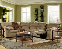 Reclining Sofa Manufacturers Reclining Sectional Microfiber Fabric Reclining Sectional Costco