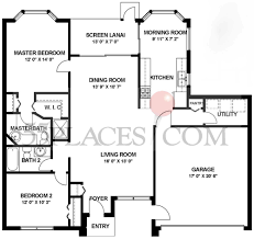 magnolia floorplan 1567 sq ft heritage pines florida