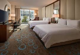 2 Bedroom Suite Hotels Washington Dc Downtown Hotel Accommodations By Chinatown Marriott Marquis