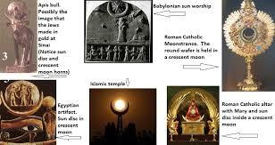 catholic religion is a pagan religion