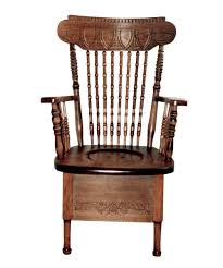 Potty Chairs Oak Potty Chair What Is It What Is It Worth