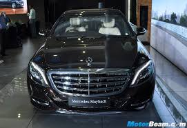 bentley maybach mercedes maybach s600 launched in india priced at rs 2 6 crores