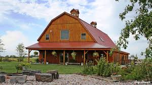 pole barn home ideas barns as homes interior idolza