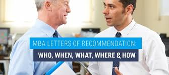 b letters of rec who when what where how