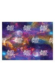 galaxy wrapping paper galaxy wrapping paper accessory the veil accessories