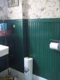 Green Board In Bathroom How High Do I Go With Bead Board In Small Bathroom Hometalk