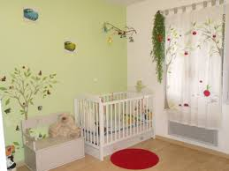 rideau chambre bébé jungle chambre rideau chambre bébé élégant vert chambre bebe avec chantier