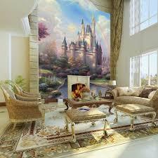Castle Kids Room by Online Get Cheap Large Wall Mural Castle Aliexpress Com Alibaba
