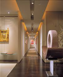 Led Home Interior Lights by Lighting Ideas Flush Mount Lights On Wooden Hallway Ceiling For