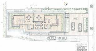 Garden Floor Plan Urban Roof Garden Mma Architects