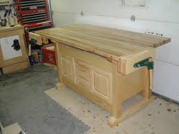 Bench Material Garage Workbench Garage Workbench Top Material Build Bench With