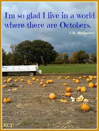 Autumn Meme - country sayings fall quote meme by l m montgomery october