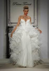 Wedding Dress Designer Pnina Tornai Kleinfeld Bridal