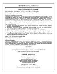 executive assistant resume templates office assistant resume templates executive assistant resume